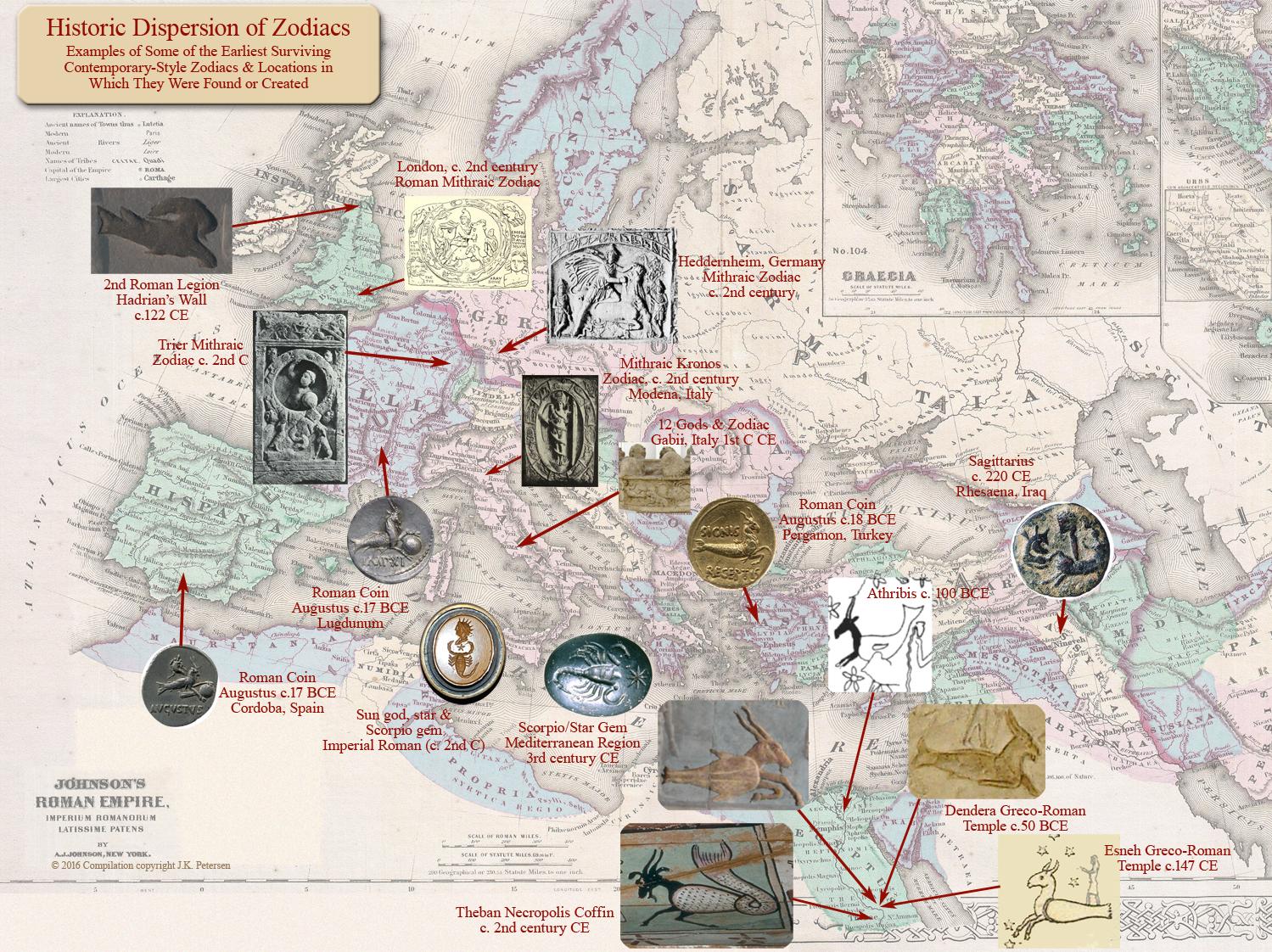HistoricZodiacs