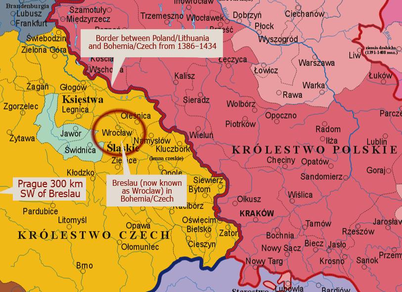 Breslau History Archives Voynich Portal