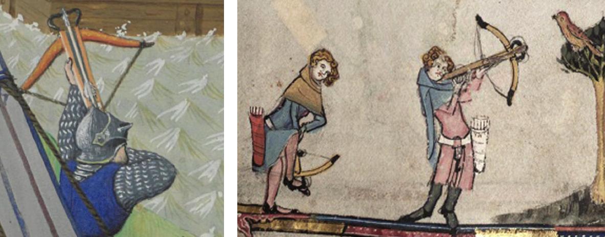 medieval crossbow | Voynich Portal